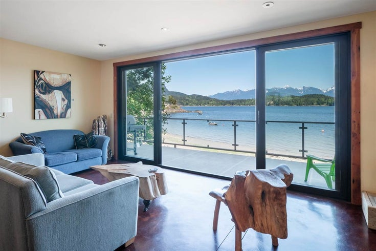 1512 TIDEVIEW ROAD - Gibsons & Area House/Single Family for sale, 2 Bedrooms (R2535465)