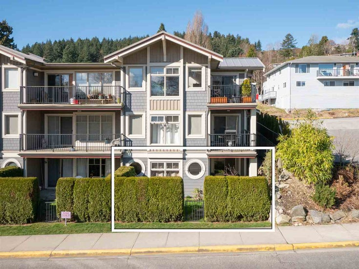 103 414 GOWER POINT ROAD - Gibsons & Area Apartment/Condo for sale, 2 Bedrooms (R2553406)