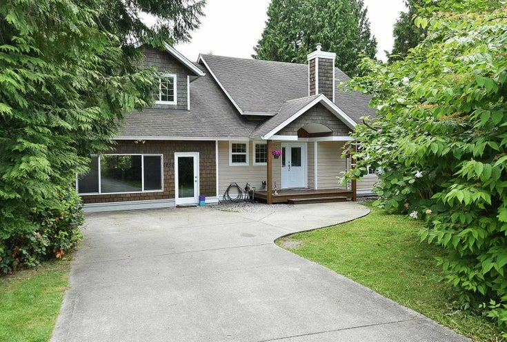 1457 VERNON DRIVE - Gibsons & Area House/Single Family for sale, 3 Bedrooms (R2593990)