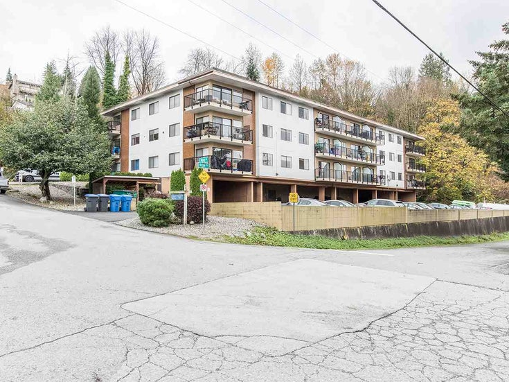 108 195 MARY STREET - Port Moody Centre Apartment/Condo for sale, 2 Bedrooms (R2516657)
