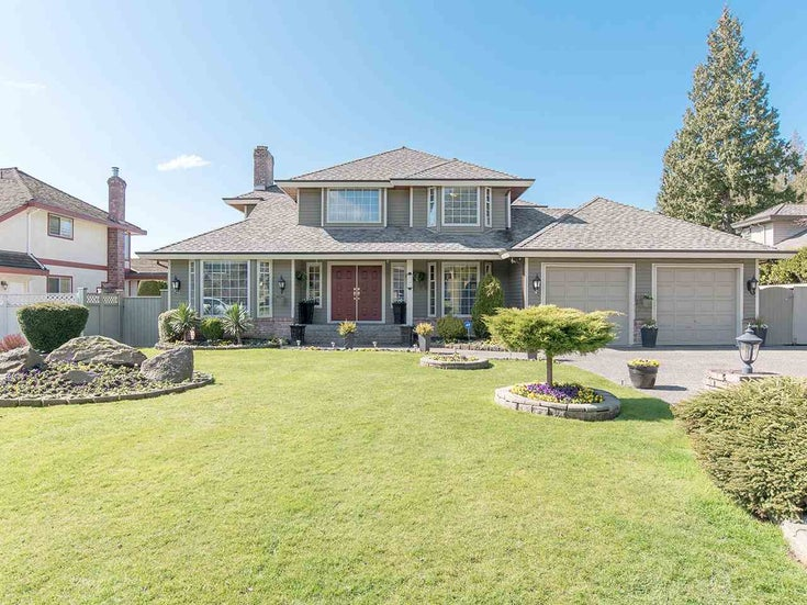 6149 E BOUNDARY DRIVE - Panorama Ridge House/Single Family for sale, 4 Bedrooms (R2557289)
