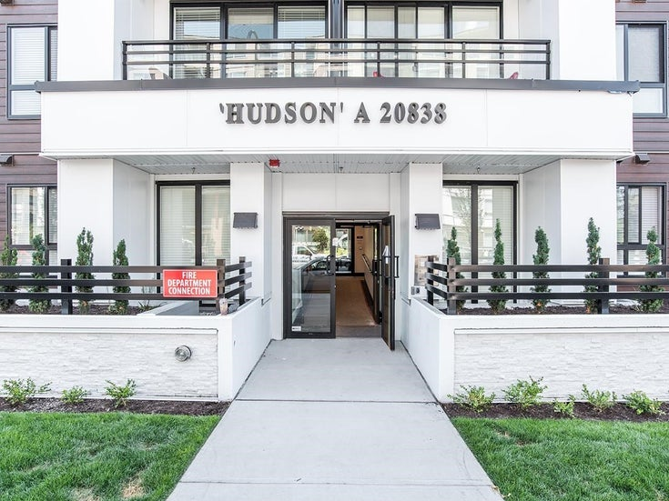 A208 20838 78B AVENUE - Willoughby Heights Apartment/Condo for sale, 1 Bedroom (R2600661)