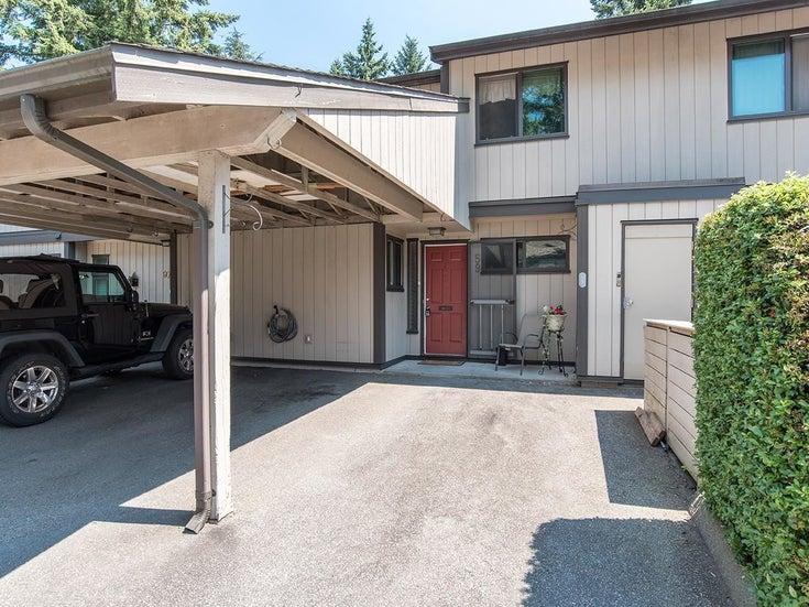 59 6712 BAKER ROAD - Sunshine Hills Woods Townhouse for sale, 3 Bedrooms (R2600680)