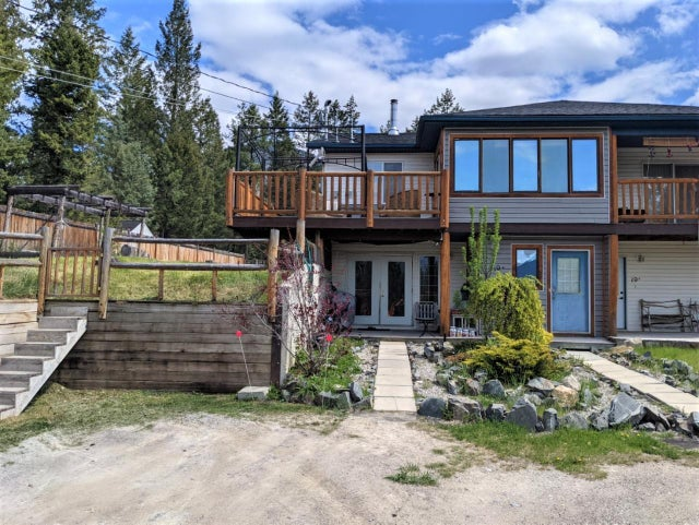 19A WOLF CRESCENT - Invermere Duplex for sale, 4 Bedrooms (2458765)