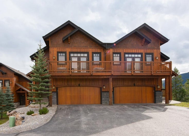 19 - 2598 MOUNTAINVIEW CRESCENT - Invermere Duplex for sale, 3 Bedrooms (2461351)