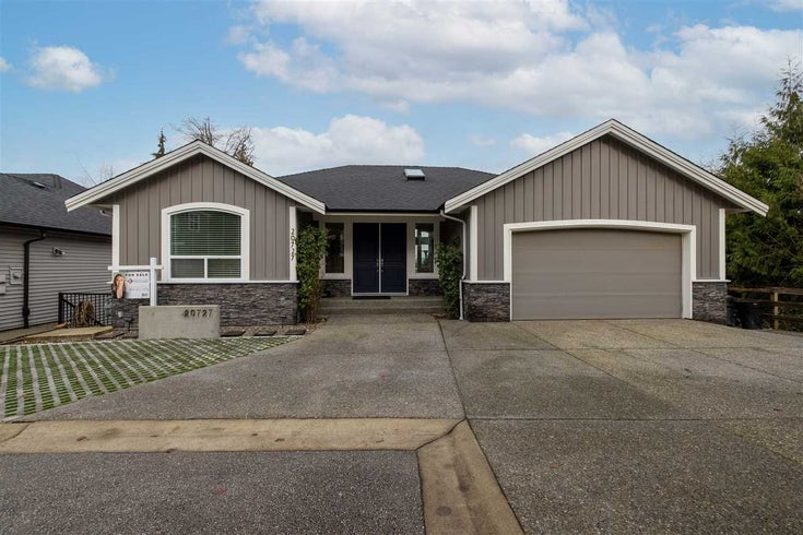 20727 46A AVENUE - Langley City House/Single Family for sale, 7 Bedrooms (R2527378)