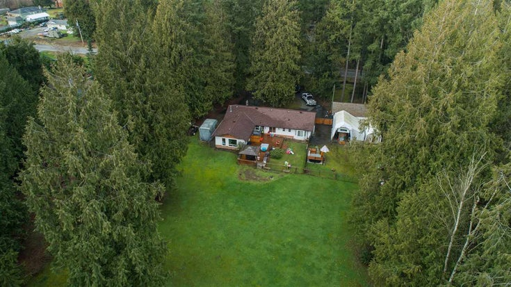 25160 54 AVENUE - Salmon River House with Acreage for sale, 4 Bedrooms (R2535408)