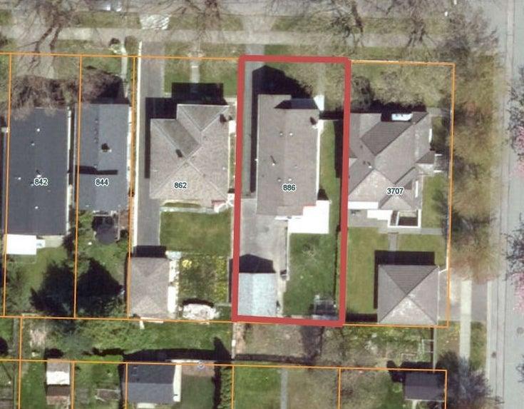886 E 21ST STREET - Fraser VE House/Single Family for sale, 4 Bedrooms (R2547490)