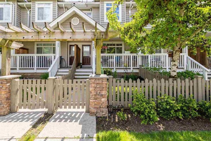 10 6852 193 STREET - Clayton Townhouse for sale, 2 Bedrooms (R2582385)