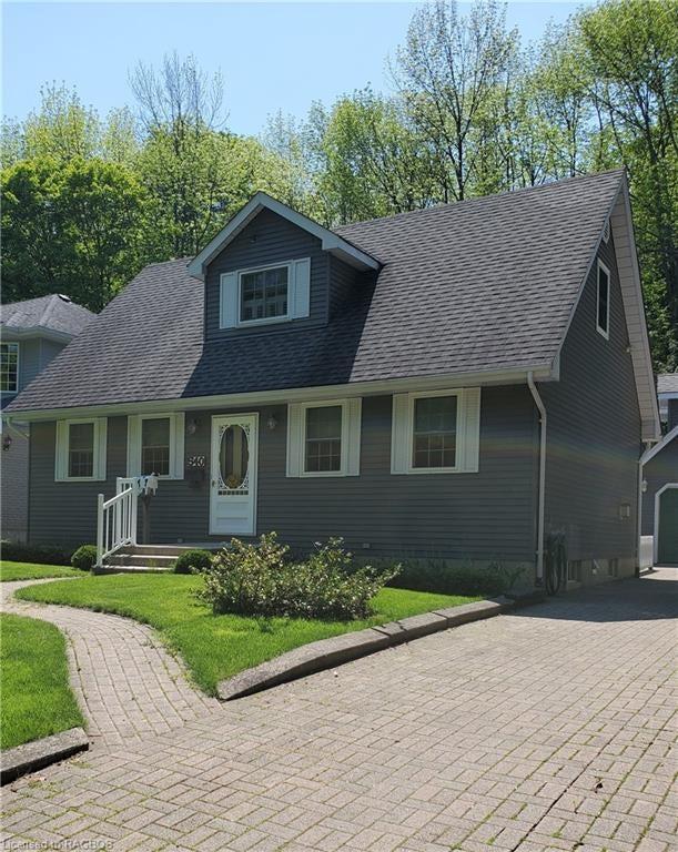 540 6TH Avenue W, Owen Sound, Ontario N4K 5E7 - Owen Sound Single Family for sale, 3 Bedrooms (263056)