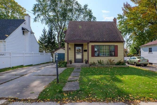 763 6TH Street E, Owen Sound - Owen Sound Single Family for sale, 2 Bedrooms