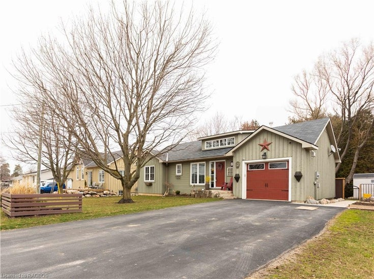 69 MCKIBBON Drive, Meaford, Ontario N4L 1C6 - Meaford Single Family for sale, 3 Bedrooms (253528)