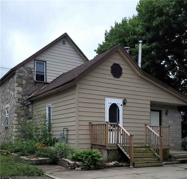 580 MARY Street, Wiarton, Ontario N0H 2T0 - Wiarton Single Family for sale, 3 Bedrooms (277933)