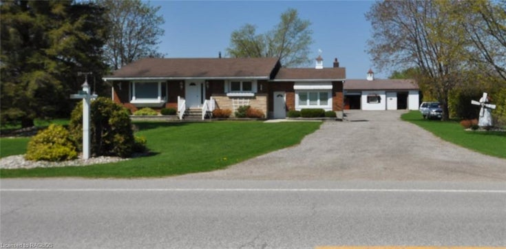 457898 GREY ROAD 11, Meaford - Meaford Single Family for sale, 3 Bedrooms