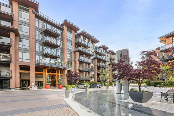 208 733 W 3RD STREET - Harbourside Apartment/Condo for sale, 2 Bedrooms (R2582124)