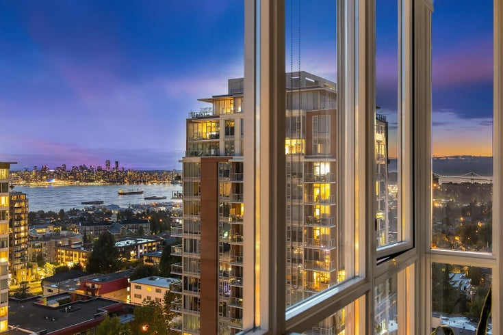 1601 121 W 16TH STREET - Central Lonsdale Apartment/Condo for sale, 2 Bedrooms (R2617103)