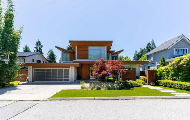 907 KENNEDY AVENUE, North Vancouver  - Edgemont House/Single Family for sale, 6 Bedrooms