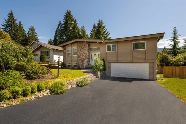 4492 JEROME PLACE, North Vancouver  - Lynn Valley House/Single Family for sale, 4 Bedrooms