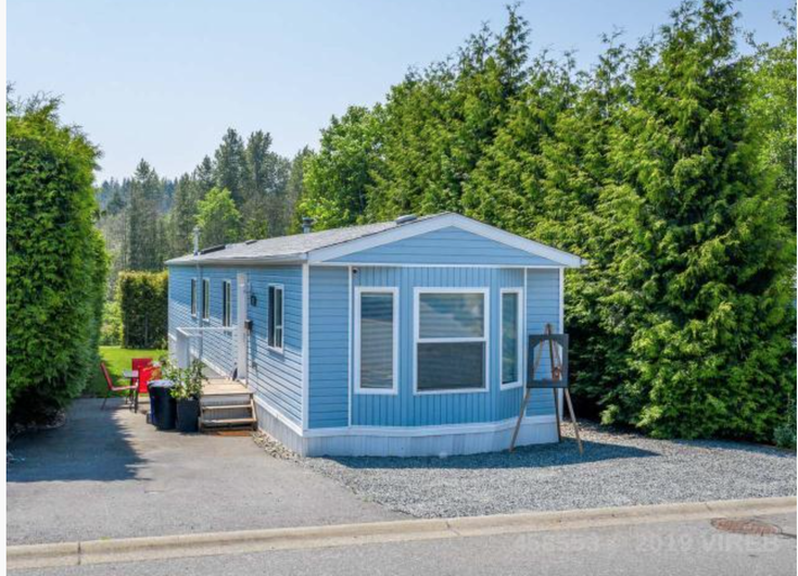 11-349 ASPEN WAY - Na South Nanaimo Manufactured Home for sale, 2 Bedrooms (458553)