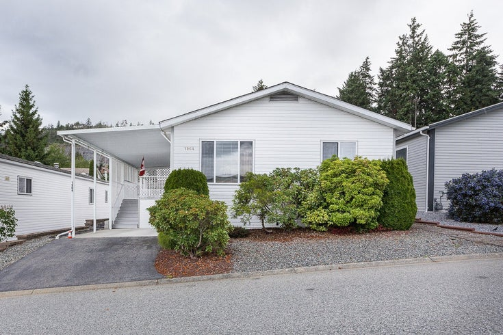 1964 Valley Oak Dr , Nanaimo - Na University District Manufactured Home for sale, 2 Bedrooms (456553)