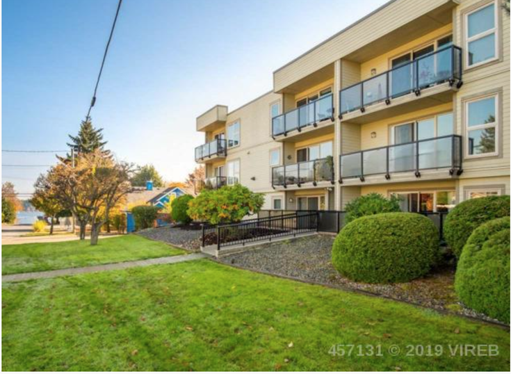 205-160 VANCOUVER AVE - Na Brechin Hill Condo Apartment for sale, 1 Bedroom (457131)