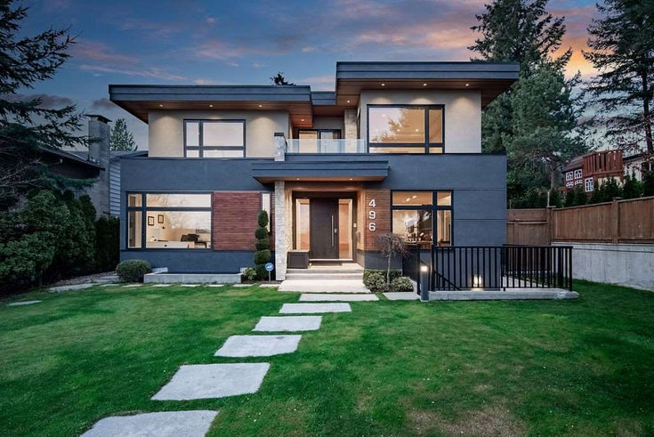 496 W 29th Street North Vancouver  - Upper Lonsdale House/Single Family for sale, 4 Bedrooms (R2560526)