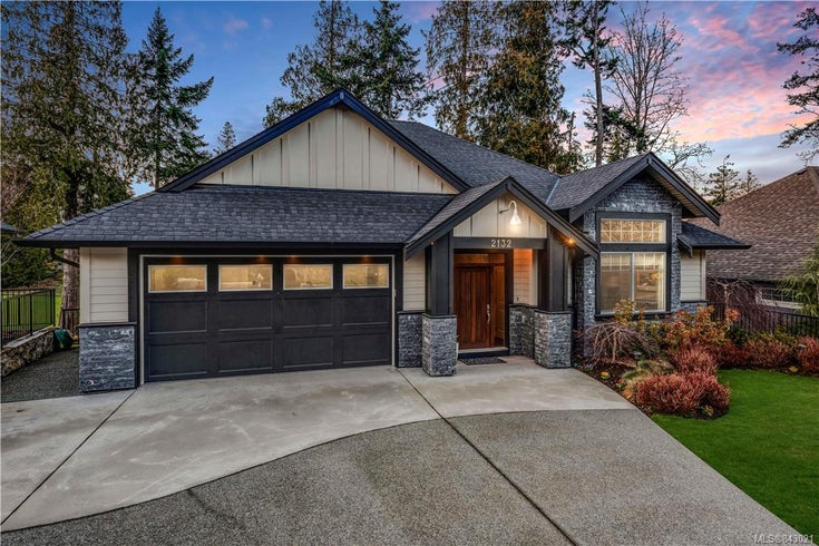 2132 Champions Way - La Bear Mountain Single Family Detached for sale, 4 Bedrooms (843021)