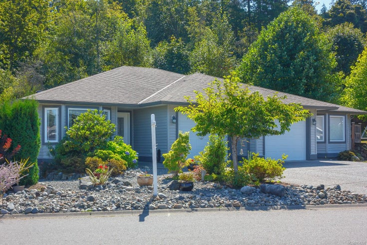 2912 Caswell St - Du Chemainus Half Duplex for sale, 2 Bedrooms (854200)