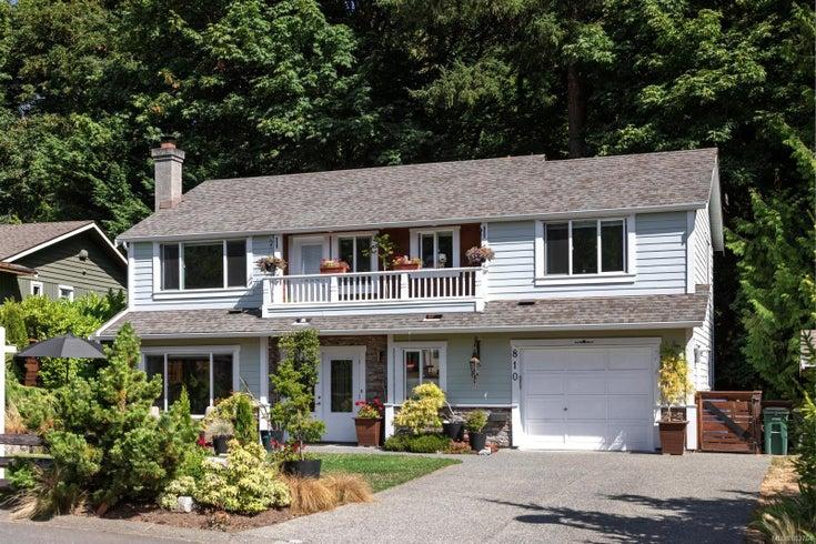 810 Piedmont Gdns - SE Cordova Bay Single Family Detached for sale, 4 Bedrooms (883764)