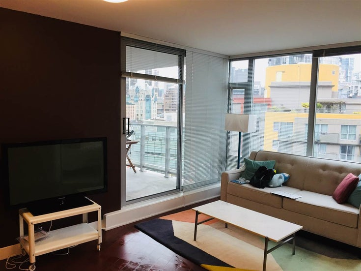 1408 1255 Seymour Street - Downtown VW Apartment/Condo for sale(R2565570)