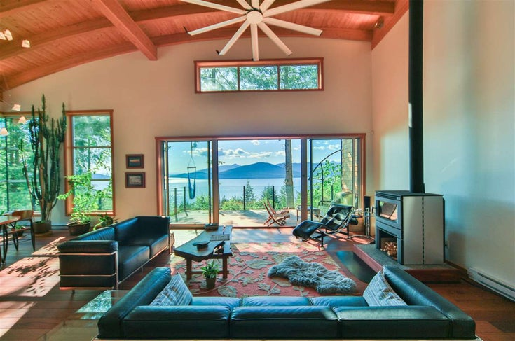 295 OCEANVIEW ROAD - Lions Bay House/Single Family for sale, 3 Bedrooms (R2066454)