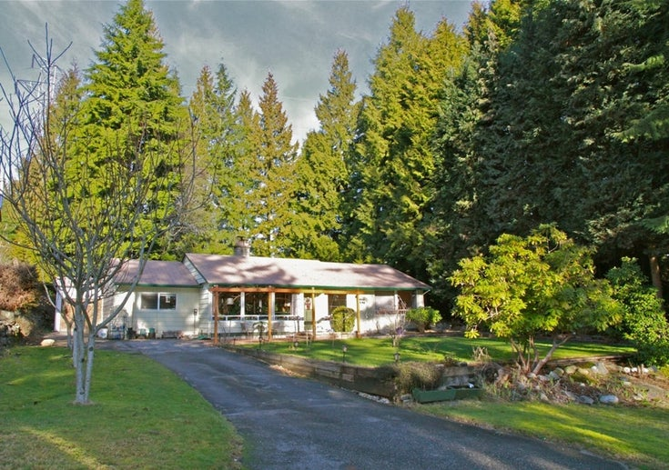 1328 E 18th Street North Vancouver - Lynn Valley House/Single Family for sale, 3 Bedrooms (V1073464)
