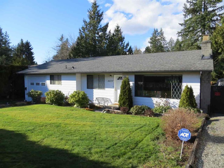 20277 36 AVENUE - Brookswood Langley House/Single Family for sale, 5 Bedrooms (R2554040)