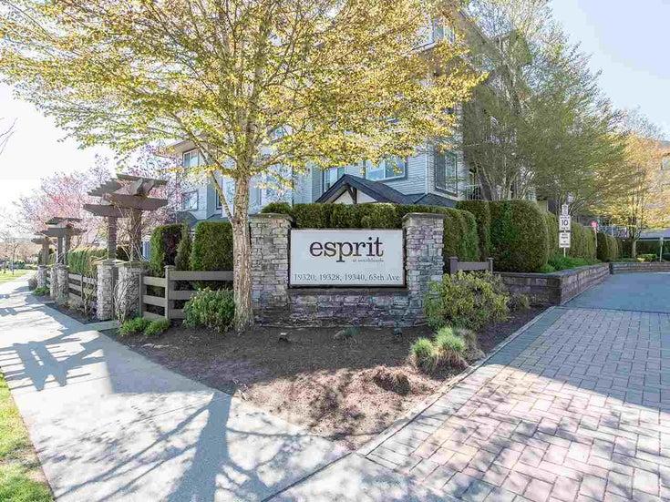 411 19340 65 AVENUE - Clayton Apartment/Condo for sale, 2 Bedrooms (R2557307)