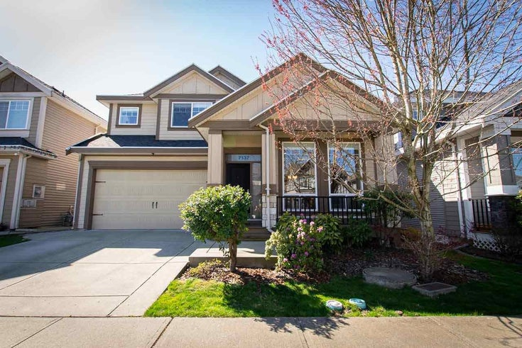 7137 194B STREET - Clayton House/Single Family for sale, 6 Bedrooms (R2563851)