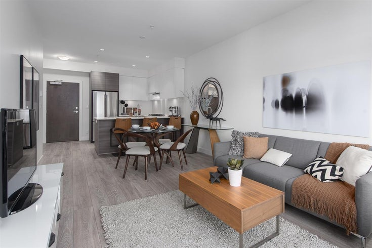 402 4468 Dawson Street - Brentwood Park Apartment/Condo for sale, 2 Bedrooms (R2248630)