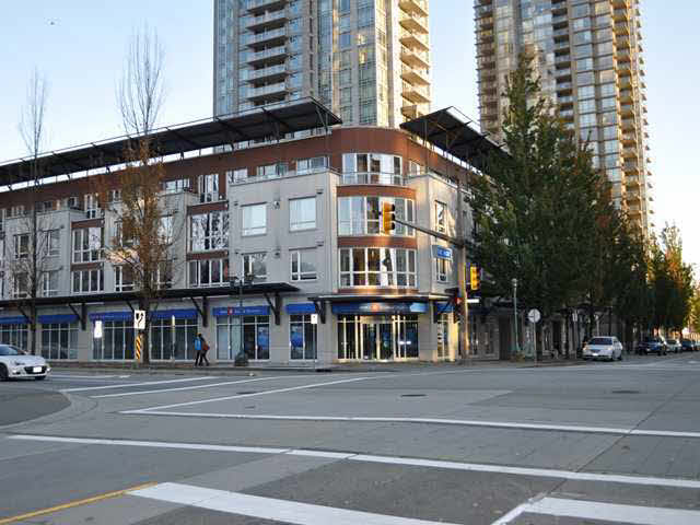 Ph8 1163 The High Street - North Coquitlam Apartment/Condo for sale, 1 Bedroom (V1033428)