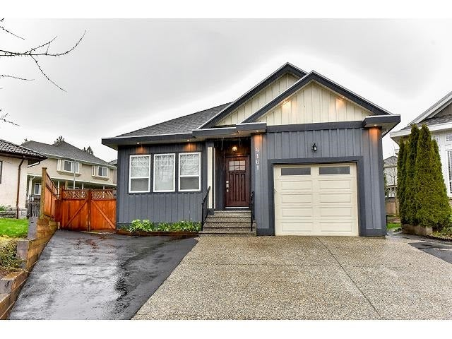 8161 145b Street - Bear Creek Green Timbers House/Single Family for sale, 7 Bedrooms (R2044237)