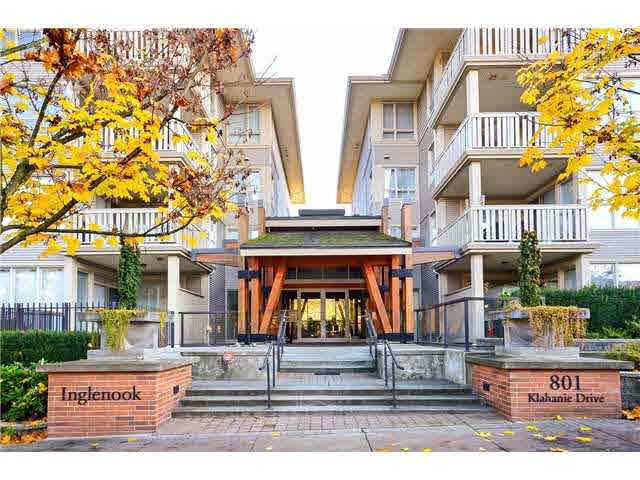 305 801 Klahanie Drive - Port Moody Centre Apartment/Condo for sale, 2 Bedrooms (V1062276)
