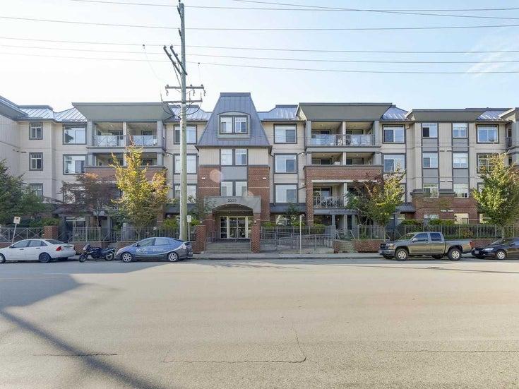 108 2330 Wilson Avenue - Central Pt Coquitlam Apartment/Condo for sale, 1 Bedroom (R2303755)