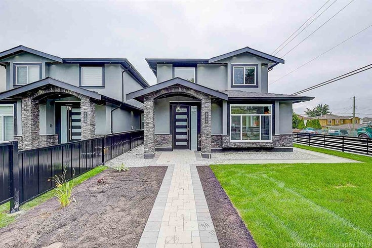 6506 Kitchener Street - Sperling-Duthie 1/2 Duplex for sale, 4 Bedrooms (R2408499)