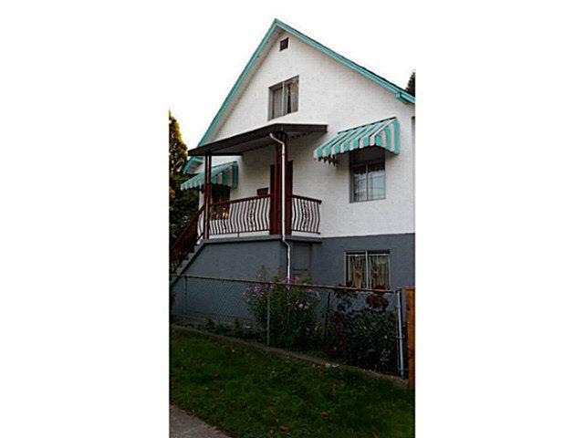 2095 E Georgia Street - Hastings House/Single Family for sale, 6 Bedrooms (V1089424)