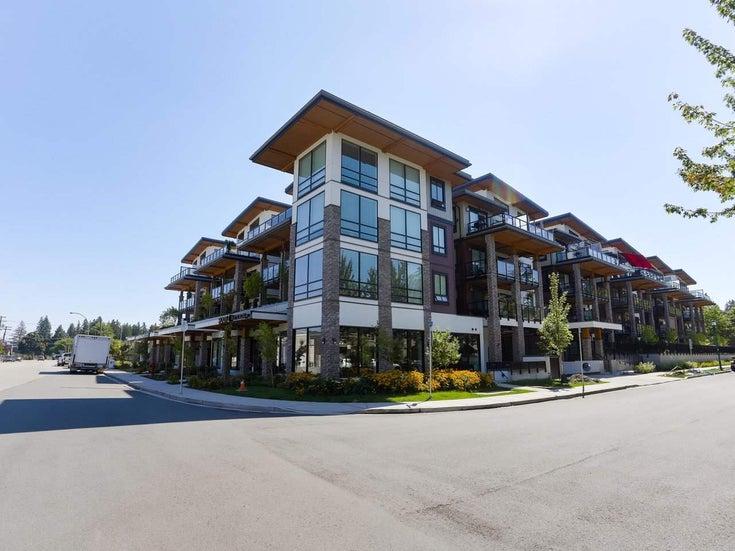 215 12460 191 STREET - Mid Meadows Apartment/Condo for sale, 1 Bedroom (R2487849)