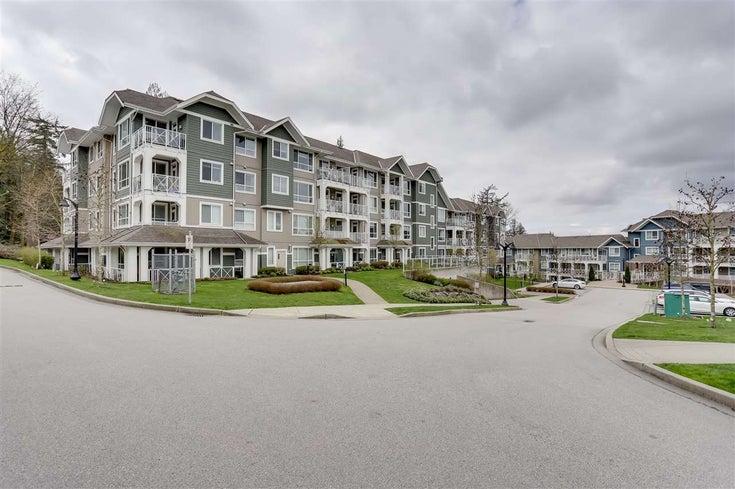 407 16388 64 AVENUE - Cloverdale BC Apartment/Condo for sale, 2 Bedrooms (R2561618)