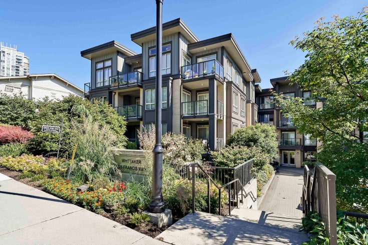 415 225 FRANCIS WAY - Fraserview NW Apartment/Condo for sale, 2 Bedrooms (R2612337)