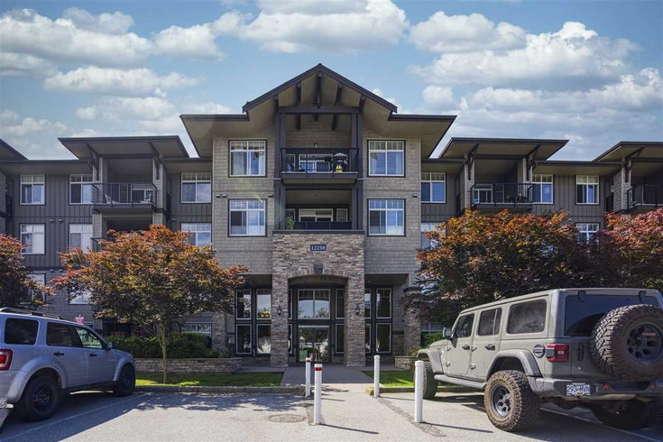 315 12258 224 STREET - East Central Apartment/Condo for sale, 2 Bedrooms (R2488356)