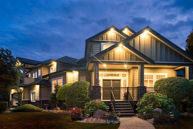 12445 ALLISON STREET - Northwest Maple Ridge House/Single Family for sale, 5 Bedrooms (R2510556)
