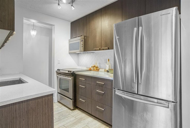 105 195 MARY STREET - Port Moody Centre Apartment/Condo for sale, 1 Bedroom (R2510961)