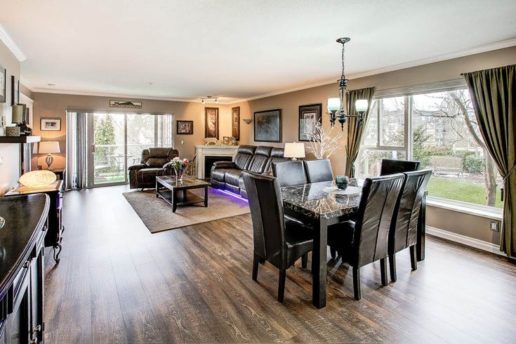 214 22255 122 AVENUE - West Central Apartment/Condo for sale, 2 Bedrooms (R2539586)