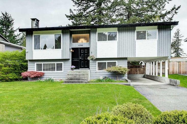 11745 GRAVES STREET - Southwest Maple Ridge House/Single Family for sale, 5 Bedrooms (R2573067)